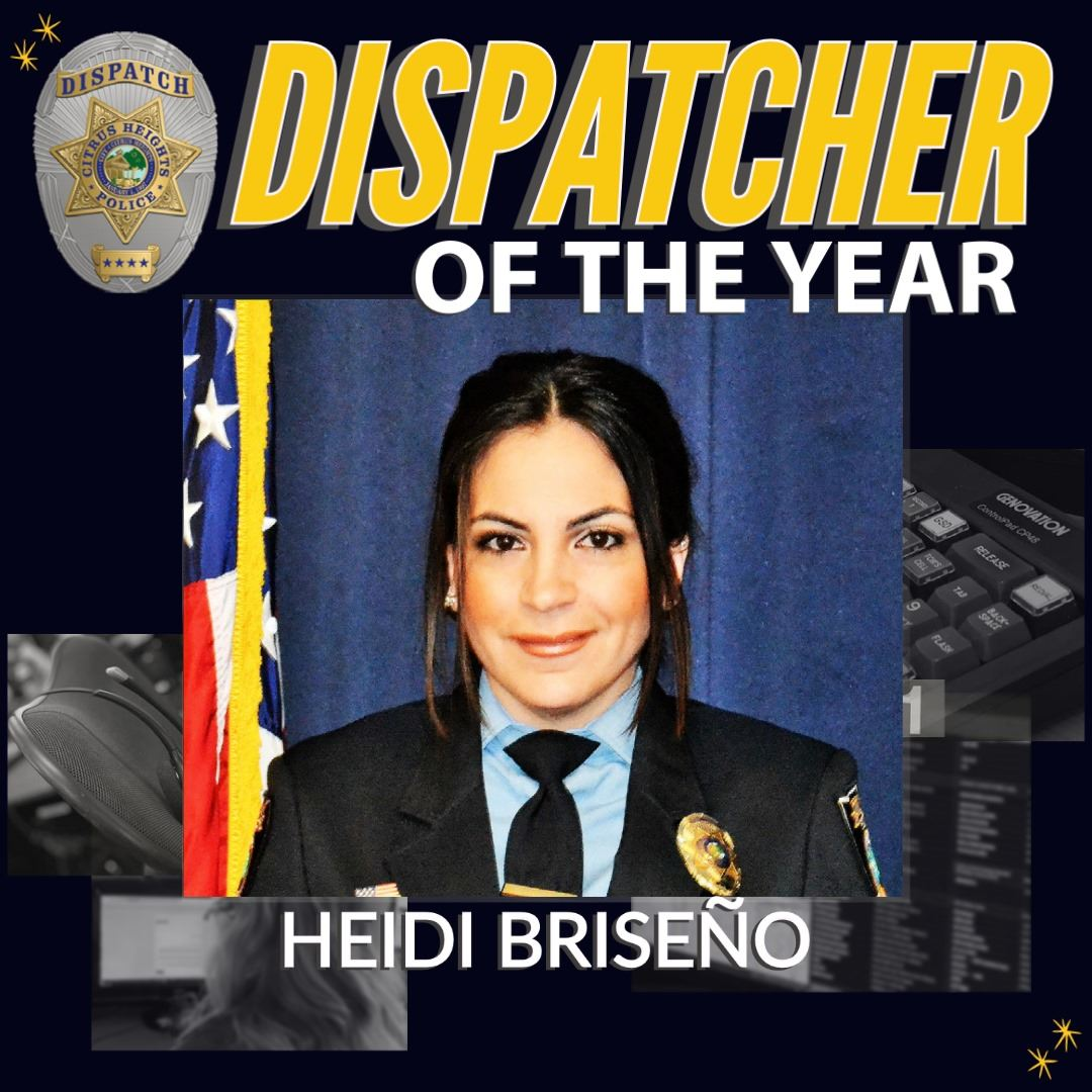 News Flash - Dispatcher of the year 2021