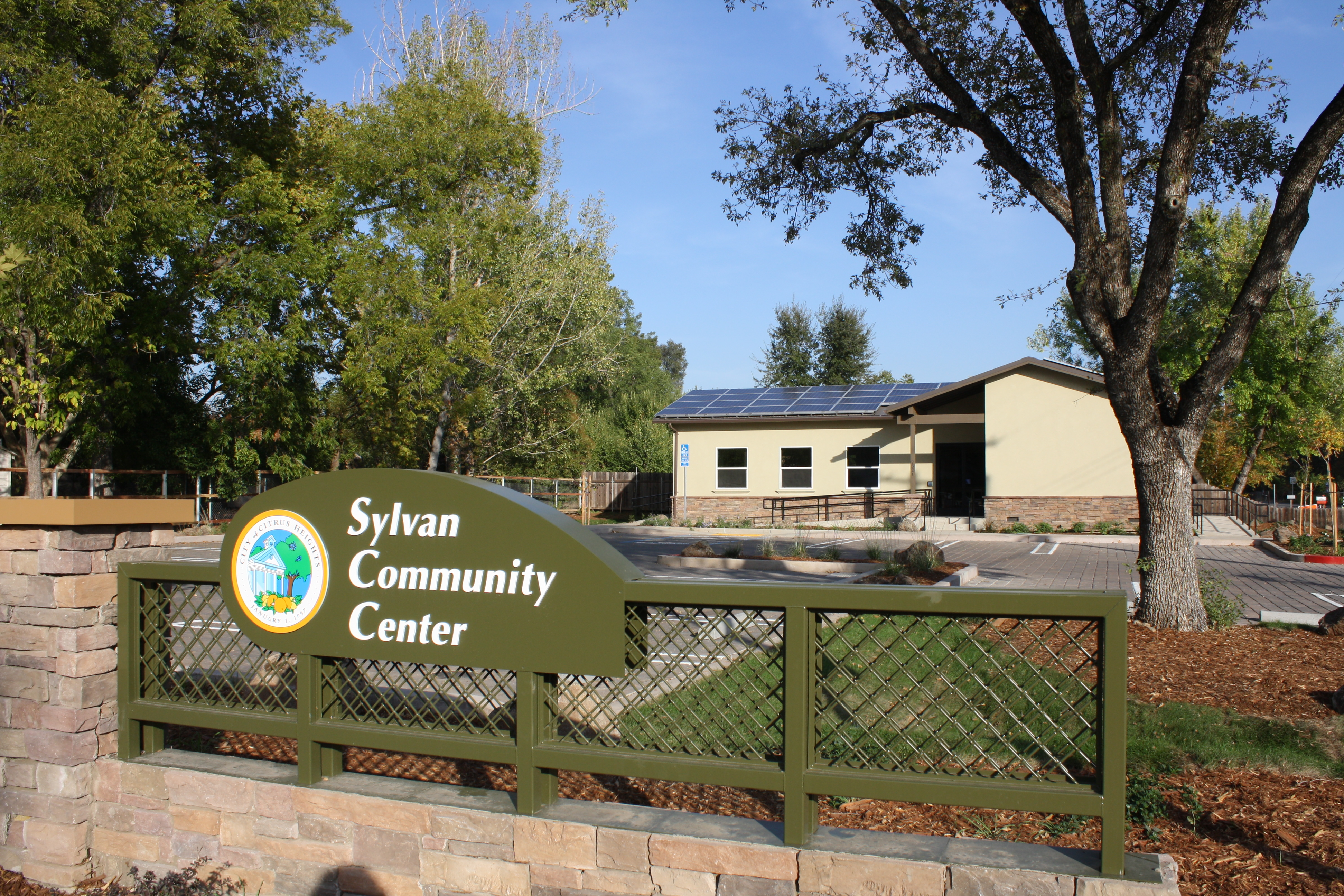 Sylvan Community Center