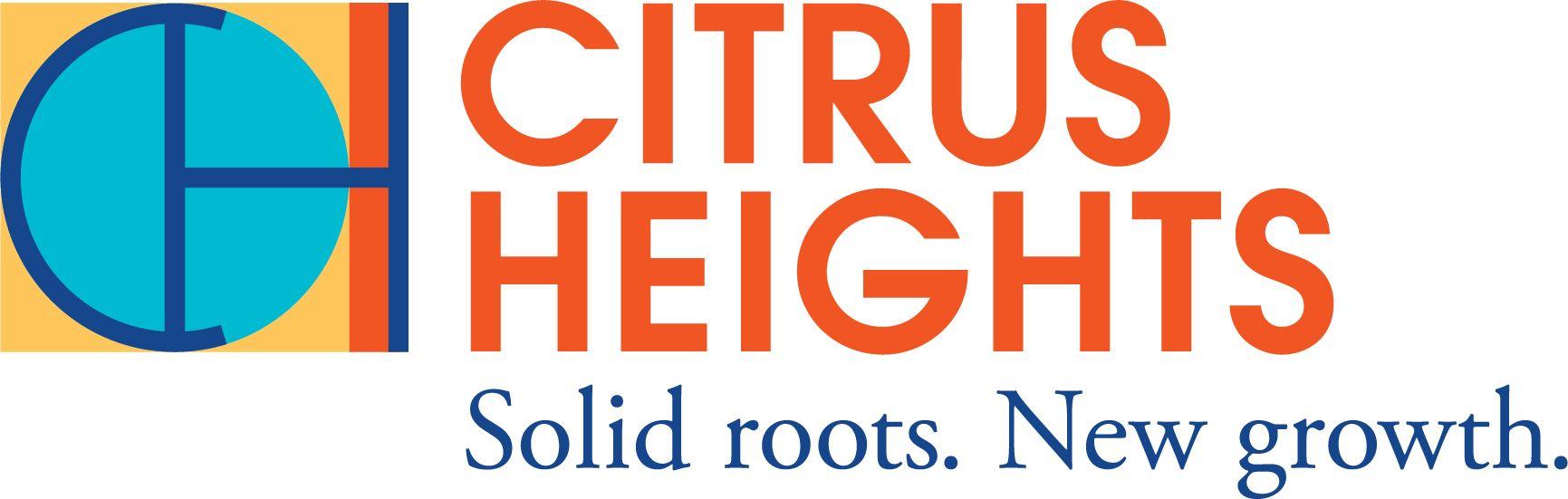 CITRUS HEIGHTS LOGO