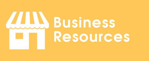 Yellow COVID-19 Business Resources Button Opens in new window