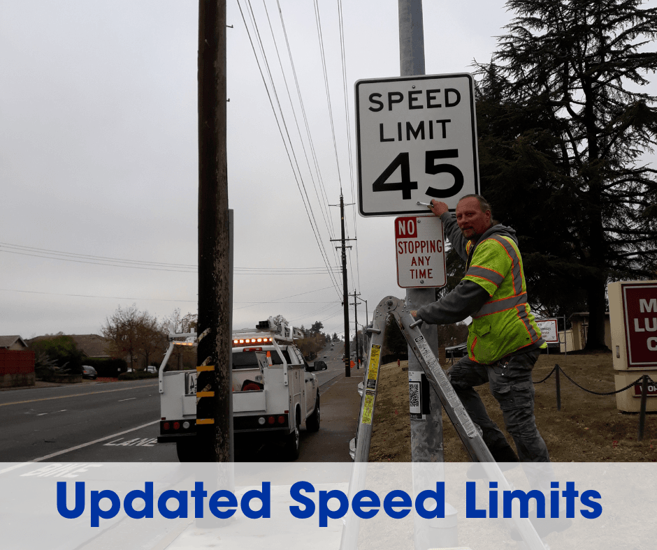 Updated Speed Limits Newsflash