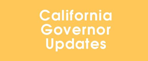 Link to California Governor's Office for COVID-19 updates