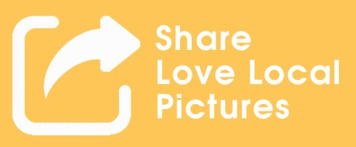 Share Love Local button